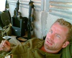 Michael Schneider im zweiten Libanonkrieg