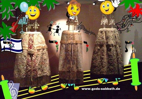 Laubhüttenfest Sukkot und Simchat Tora