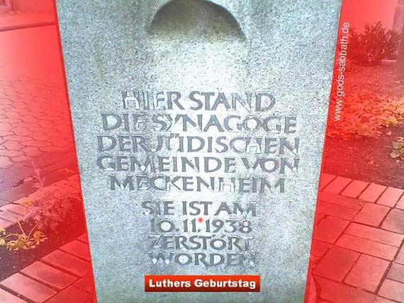 Luthers Reichstallnacht