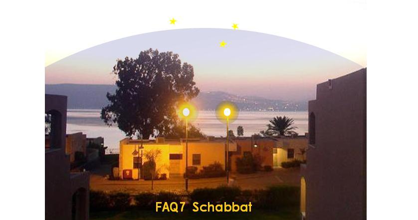 FAQ 7 – Königin Schabbat