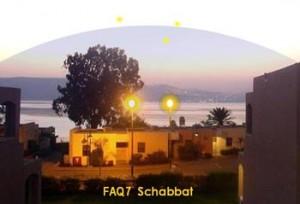 FAQ 7 Schabbat