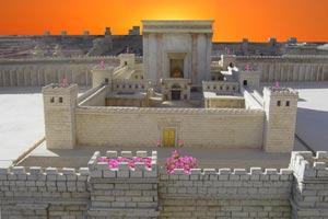 Tempel Jerusalem