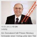 EKD Lutherdekaden- Kirche und Nikolaus Schneider verspotten Gott -