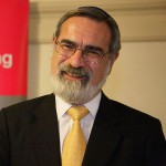 Rabbi Sacks Foto: coopermiall