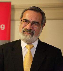 Chief Rabbi Jonathan Sacks Foto: coopermiall