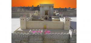 Tempel erblueht