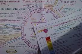 Jüdischer Kalender Schabbat EKEW Kommentar