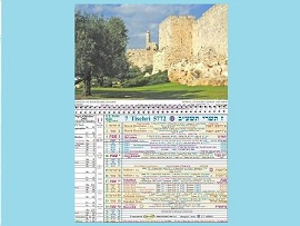 Jüdischer Kalender Schabbat Ekew