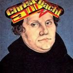 Luthers Reichskristallnacht bzw Pogromnacht zu Ehren des Christengottes