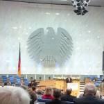 AG-Partei Bundespartei Bundestag AG-Politik