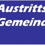Kirchenaustrittsgemeinde Logo