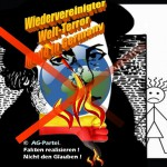 Wiedervereinigter Welt-Terror Made in Germany