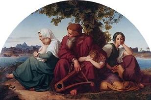 """""""An den Wassern zu Babylon saßen wir und weinten, wenn wir an Zion gedachten"""""""