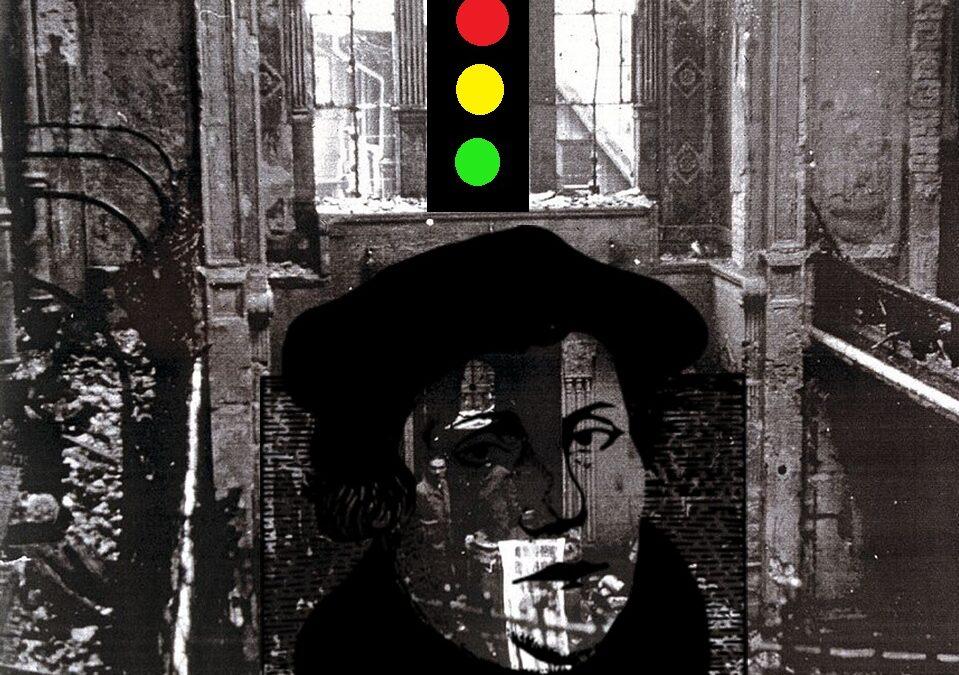 Geh für Dich weg von Luther-Ampel und Christen-CDU